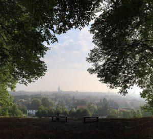 Das Berghölzchen in Hildesheim